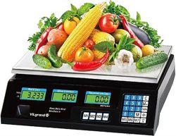 Электронные весы торговые до 40кг