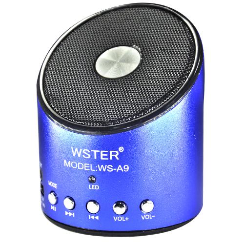 USB стерео-сисетема WS-A9