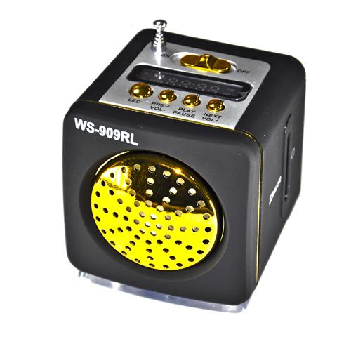 USB стерео-сисетема WS-909RL