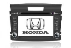 """""""Long Way"""" Штатная автомагнитола Honda CR-V 2012"""