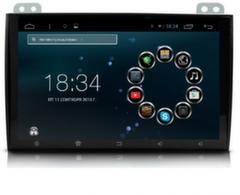 """Штатная автомагнитола Prado 120 Android 6 10"""""""