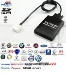 Эмулятор чейнджера USB YATOUR YT-M06