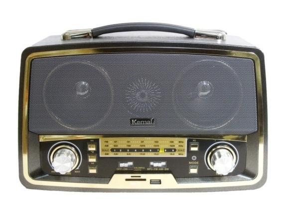 Радиоприемник Ретро Kemai MD-1701U