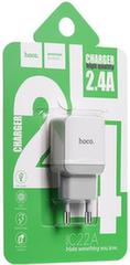 Блок питания HOCO C22A 2.1A