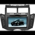 """""""Long Way"""" Штатная автомагнитола для Toyota Yaris/Vitz BLACK 05-10г."""
