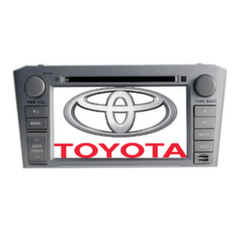 """""""Long Way"""" Штатная автомагнитола Toyota Avensis 2003-2008"""