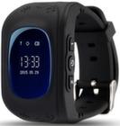 Детские часы -телефон c GPS Q50 Чёрные