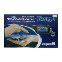 Автосигнализация Tamarack Twage B9