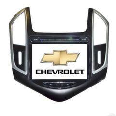 Штатная автомагнитола Long Way Chevrolet CRUZE 2013
