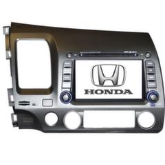 """""""Long Way"""" Штатная автомагнитола Honda CIVIC 4D 06-11 г.в."""