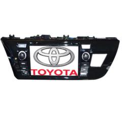 """Long way"" Штатная автомагнитола Toyota Corolla 2014"
