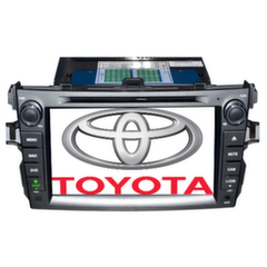 """Long Way"" TOYOTA COROLLA 2006-2011 Android 4"
