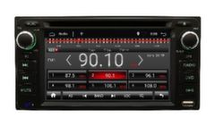 2DIN АВТОМАГНИТОЛА LONGWAY 6229 GPS 20СМ