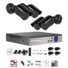 Комплект Видеонаблюдения DefeWay 4 камеры HD
