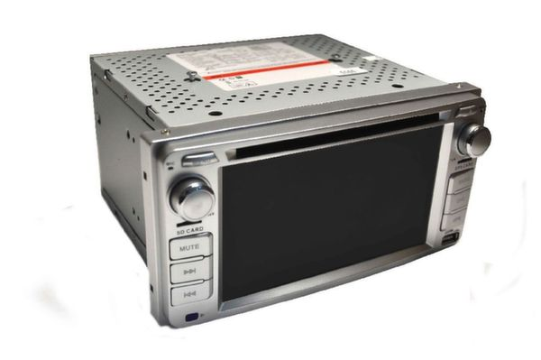 DVD-ресивер Gtiger Toyota Silver +GPS 20cm