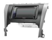 Переходная рамка для Toyota Camry 2011 - 2015 Wide 2 Din