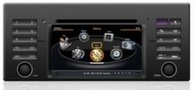 Штатная магнитола для BMW X5/5 E39-E53 (WINCA C082)