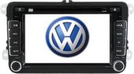 Штатная автомагнитола ФОРСАЖ Volkswagen Tiguan 2007-2012