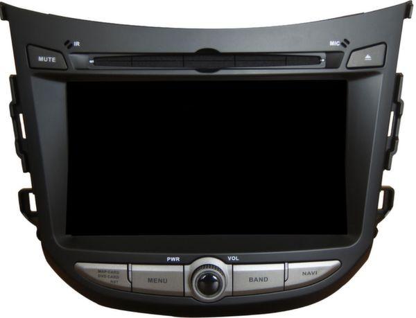 """""""Long Way"""" Штатная автомагнитола Hyundai HB20 2013"""