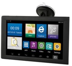 "GPS навигатор 9"" + Видеорегистратор Android"