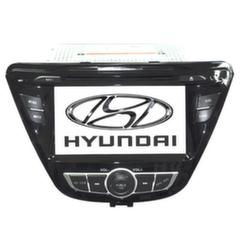 """""""Long Way"""" Штатная автомагнитола Hyundai Elantra 2014"""