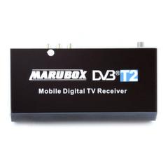 Цифровой автомобильный DVB-T2 ресивер M8000