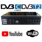 DVB-T2 приставка IRBIS Wi-Fi USB