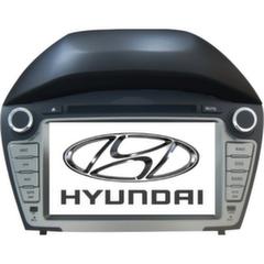 """""""Long Way"""" Штатная автомагнитола Hyundai IX35 2014 г."""