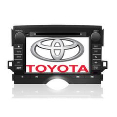 """Long Way"" Штатная автомагнитола Toyota MarkX (2010)"