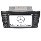 """Long Way"" Штатная автомагнитола Mercedes W211"