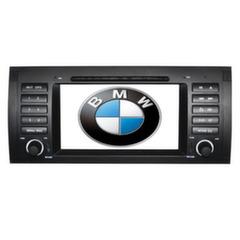 """""""Long Way"""" Штатная магнитола BMW E39 5series"""
