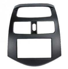 """Long Way"" Переходная рамка для Chevrolet Spark, Daewoo Matiz 2011 - 2 din черная"