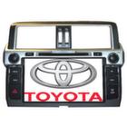 """""""Long Way"""" Штатная автомагнитола Toyota Land Cruiser PRADO 150 13-14г"""