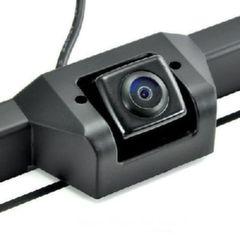 Камера заднего вида в рамке