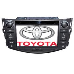 """""""Long Way"""" Штатная автомагнитола для Toyota RAV4 05-12г."""