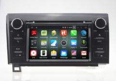 """Long Way"" Штатная автомагнитола Toyota Tundra 2014+ Android"