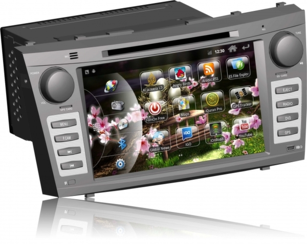 """""""Long Way"""" Toyota Camry 2006-2011 Android"""