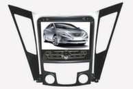 """Long Way"" Штатная автомагнитола Hyundai Sonata 2011"