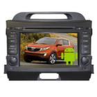 """Long Way"" Штатная автомагнитола Kia Sportage 2011- Android"
