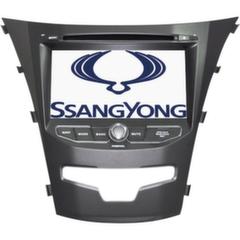 """""""Long Way"""" Штатная автомагнитола SsangYong Actyon/Korando 2013+"""