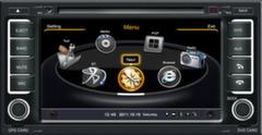Штатная автомагнитола WinCA Volkswagen Touareg (2003-2010)/ Multivan WinCA S100