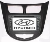 """""""Long Way"""" Штатная автомагнитола Hyundai Verna/Accent 2011"""