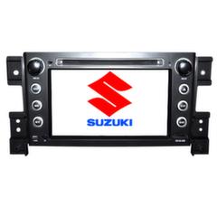 """Long Way"" Штатная автомагнитола Suzuki Grand Vitara 06-13 г."