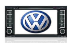 Штатная автомагнитола ФОРСАЖ Volkswagen Touareg (2003-2010)/ Multivan
