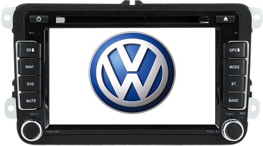 """Штатная автомагнитола """"Long Way"""" Volkswagen Passat B6/Jetta/bora/Golf5"""