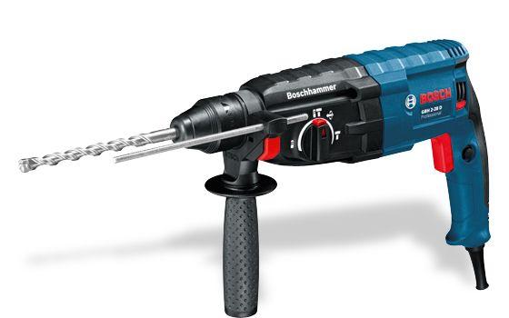 Перфоратор Bosch 2-28D