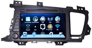 """Long Way"" Штатная автомагнитола Kia Optima K5 11+(Android)"