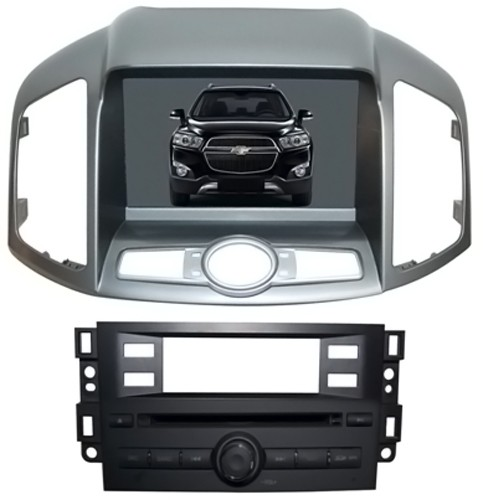 Штатная автомагнитола Long Way Chevrolet Captiva 2012 (ПОД ЗАКАЗ)