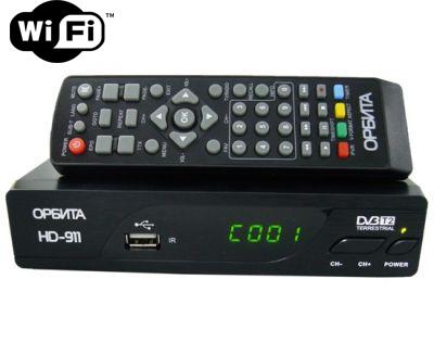 DVB-T2/С приставка Орбита Wi-Fi Акция!