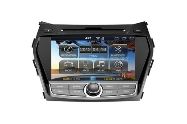 """""""Long Way"""" Hyundai SantaFe 2013+ Android"""